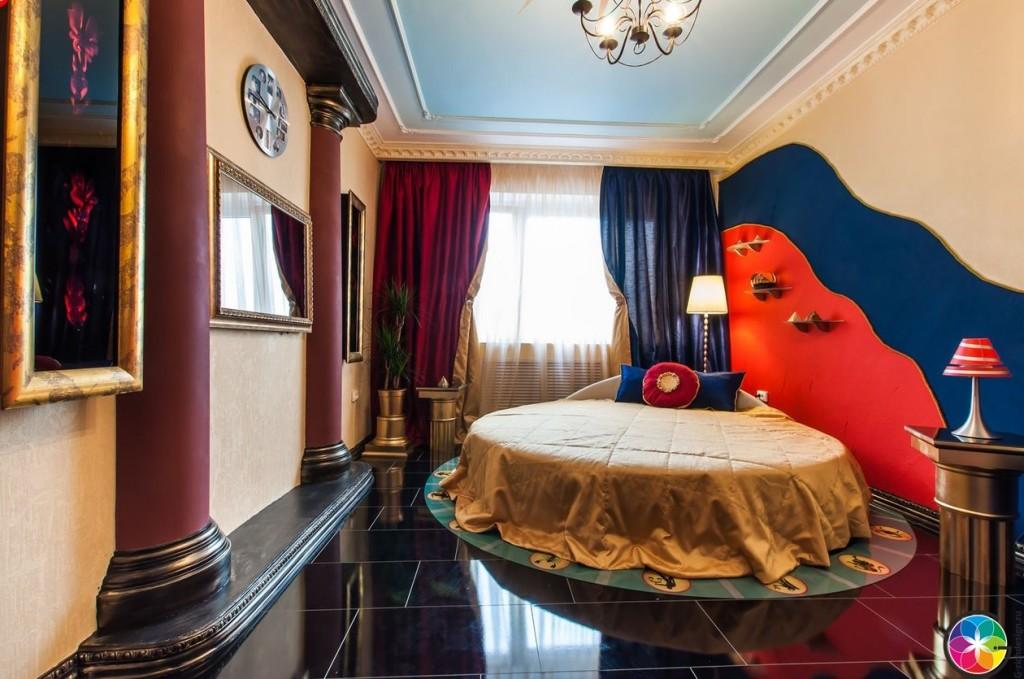 Декор комнаты для ТНТ