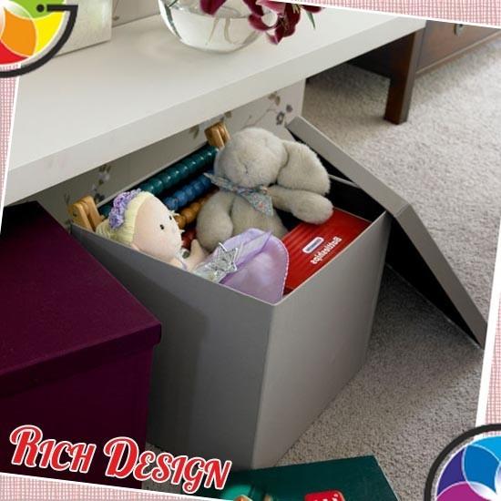 дизайн коробок для хранения вещей