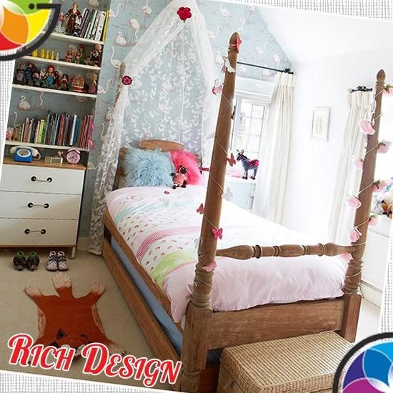 Сказочная спальня для малыша
