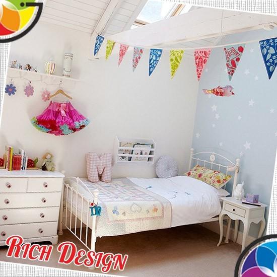 дизайн в детской комнате