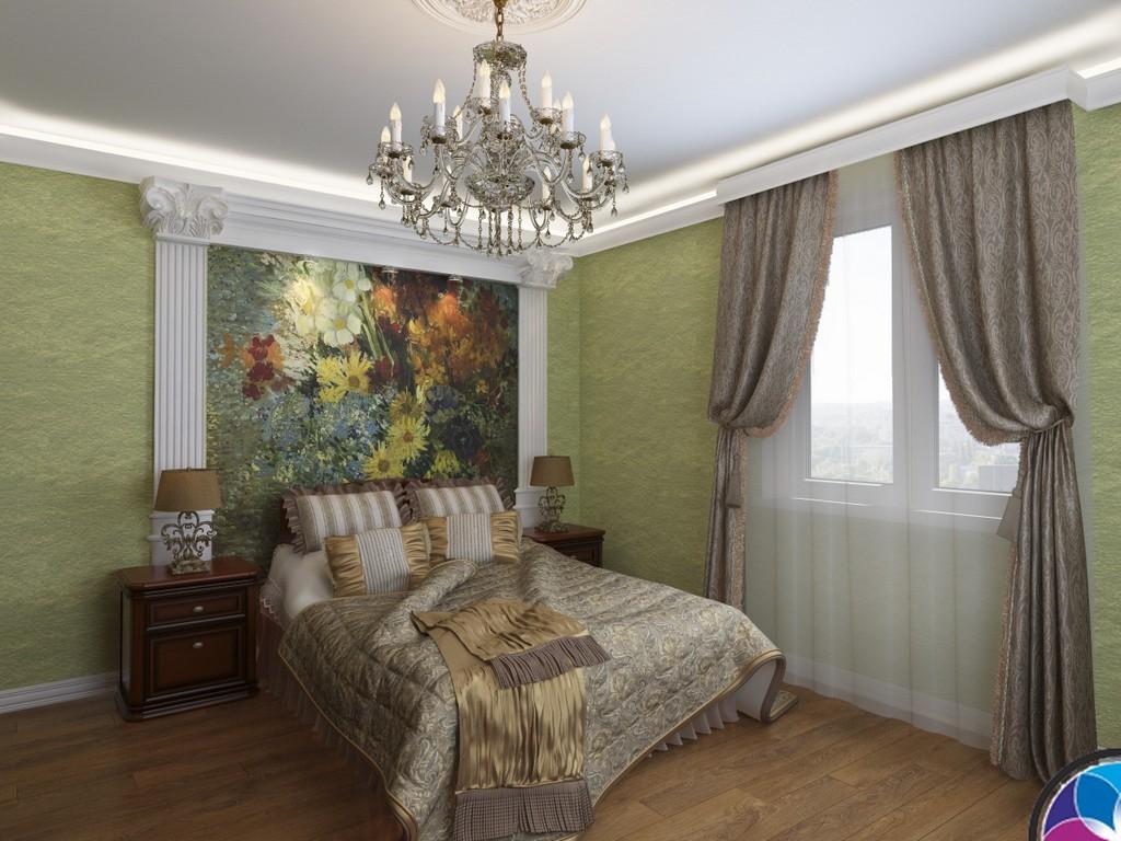 дизайн спальни Подольск