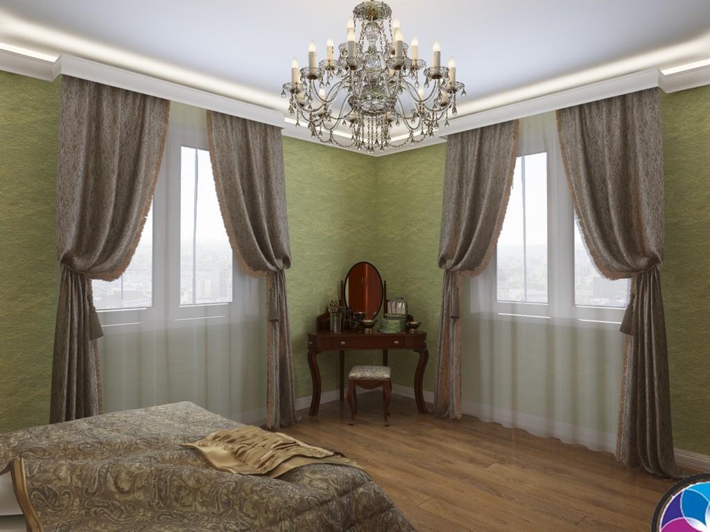 проект дизайна комнаты в Подольске
