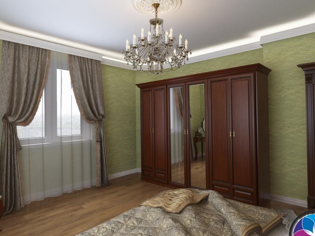 дизайн помещения в Шепчинках