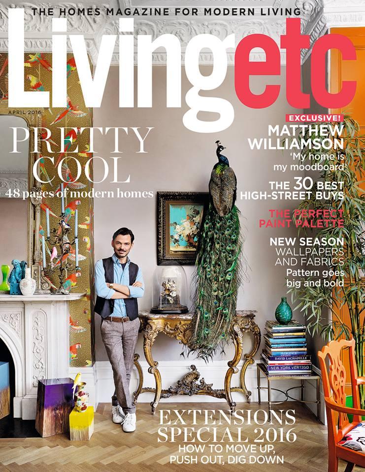 livingetc - журнал о дизайне