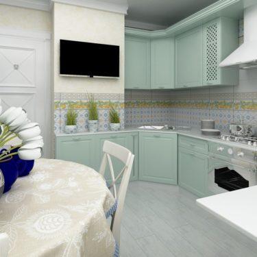 Кухня на мичуринском